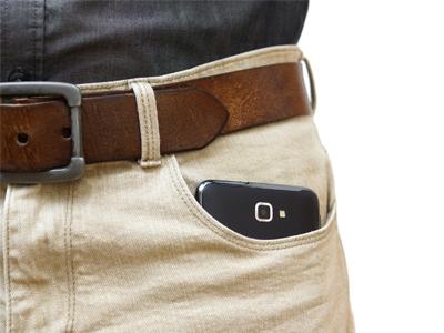 اثرات منفی تلفن همراه بر باروری مردان