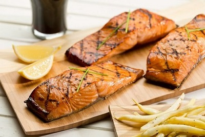 روش های مزه دار کردن ماهی