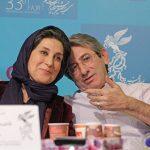 ماجرای خواستگاری خانم بازیگر ایرانی از همسرش