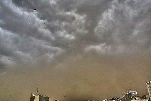 طوفان تندری در راه است