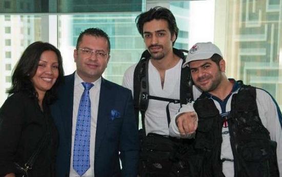 """بیوگرافی و عکس های """"سعید کریمیان"""" مدیر شبکه GEM TV"""