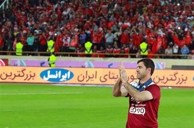 گزارش تصویری از جشن قهرمانی پرسپولیس