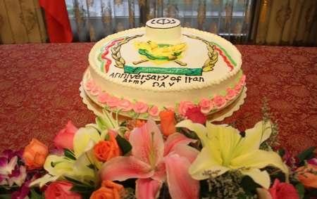 کیک روز ارتش