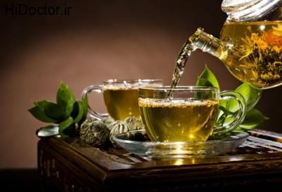 چای سبز , کاهش وزن