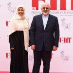 عکس های جالب دکتر ظریف و همسرش در اختتامیه جشنواره جهانی فجر ۹۶