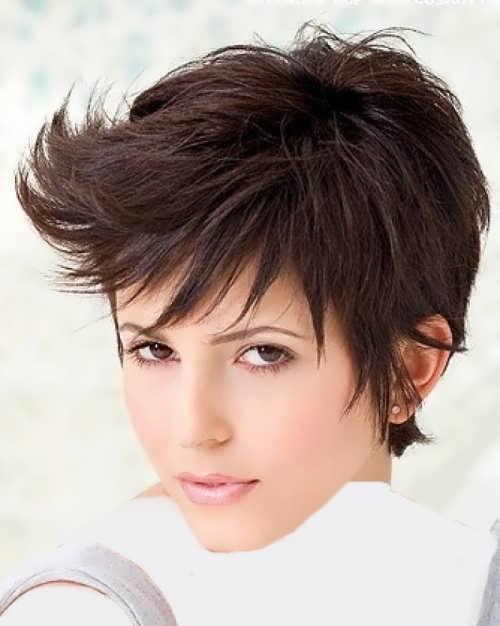 مو دخترانه کوتاه و فشن