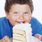 علت چاقی در کودکان و روش های کاهش وزن