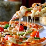 طرز تهیه پیتزا میگو