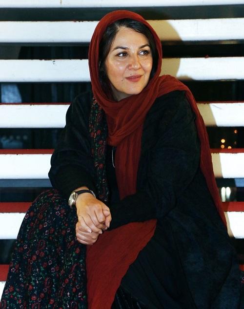 ستاره اسکندری در جشنواره جهانی فیلم فجر