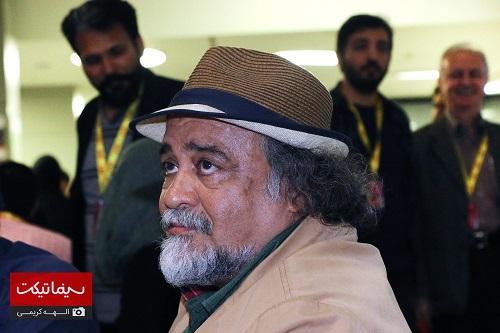 محمدرضا شریفی نیا در جشنواره جهانی فیلم فجر