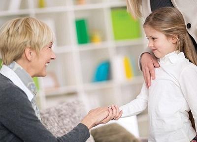 آموزش آداب معاشرت به کودکان