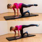 تمرینات ورزشی برای خوش اندام شدن + عکس