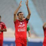 جام قهرمانی در دستان سیدجلال به نمایندگی از ۸ کاپیتان ناکام
