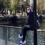 عکس های زیبای لیلا بلوکات در سفرش به آلمان