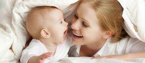 چی بخورم فرزندم زیبا بشه ؟