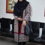 مدل مانتو بازیگران در اکران خصوصی فیلم سینمایی «مفت آباد»
