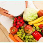 تغذیه مناسب در دوران بارداری