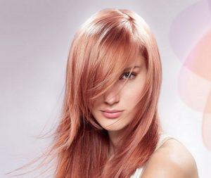 موی رزگلد،رنگ موی سال ۹۶