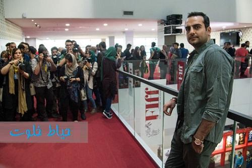 حامد کمیلی در جشنواره جهانی فیلم فجر
