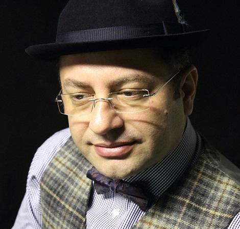 """عکس های جدید """"سعید کریمیان"""" مدیر ترور شده شبکه GEM TV"""