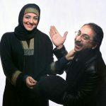 اختلاف سنی ۱۴ ساله شهرام شکیبا مجری تلویزیون با همسر دومش! + عکس