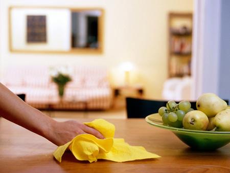 ترفندهای تمیز کردن کابینت های ام دی اف