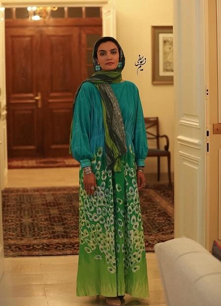 میترا حجار در جشنواره فیلم های ایران استرالیا