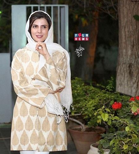 لیلا حاتمی در جشنواره فیلم های ایران استرالیا