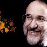 حمایت محمد خاتمی از دکتر روحانی برای انتخابات ۹۶