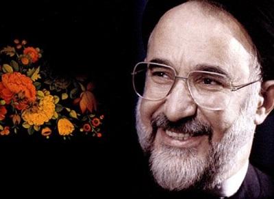 حمایت محمد خاتمی از دکتر روحانی