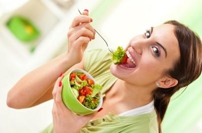 لاغر شدن با 6 وعده غذا خوردن در روز !