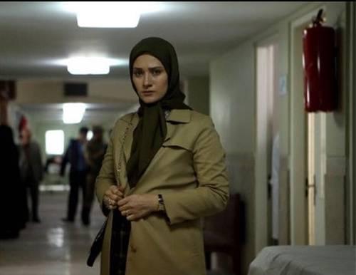 بیوگرافی و عکس های ساناز سعیدی بازیگر زن سریال نفس