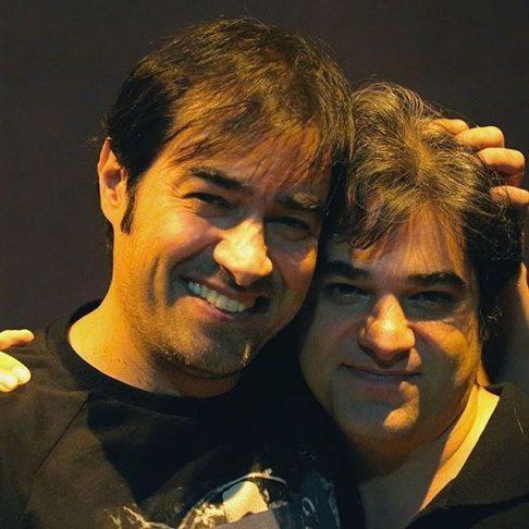 شباهت عجیب شهاب حسینی و برادرش