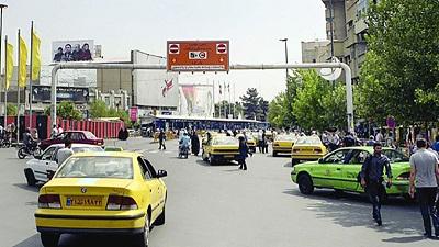 کاهش ۲ ساعته زمان طرح زوج و فرد در تهران