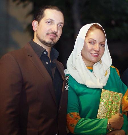 مهناز افشار و یاسین رامین