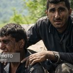 تصاویر حادثه غم انگیز انفجار معدن در استان گلستان