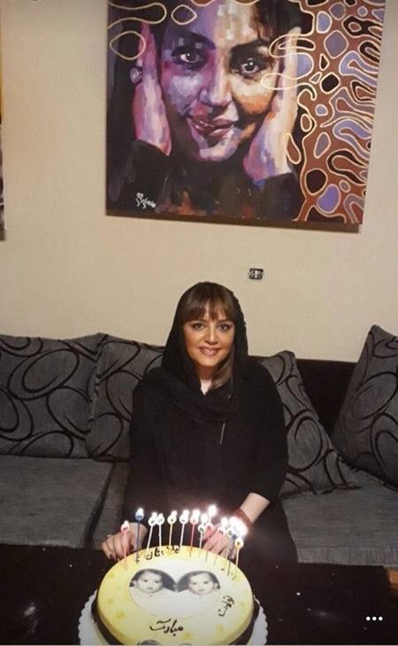 جشن تولد 40 سالگی لیلا برخورداری