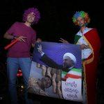 عکس های جالب از شادی مردم برای پیروزی روحانی در تهران