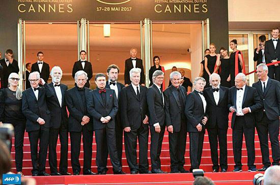 جشن هفتادمین سالگرد جشنواره فیلم کن
