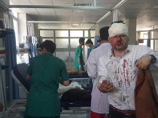 تصاویر انفجار وحشتناک امروز کابل