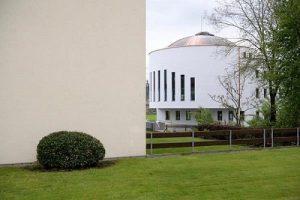 مسجد زیبایی که در سوئیس افتتاح شد + عکس