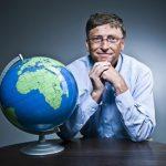 پیش بینی جالب بیل گیتس درباره آینده جهان +عکس