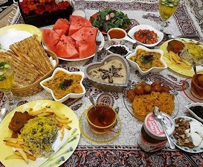 راهکارهایی برای داشتن یک افطار سالم و مقوی