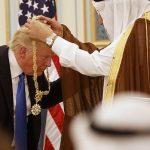 هدایای گرانبهای پادشاه عربستان به ترامپ