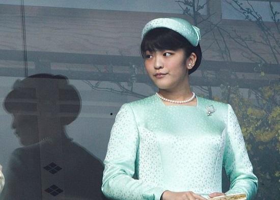 دختر شاهزاده ژاپنی عاشق یک کارگر ساده شد!+عکس