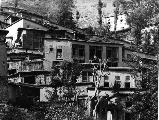 تصاویری دیدنی از ماسوله 50 سال پیش