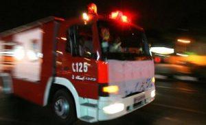 آتشسوزی در بیمارستان صدر + عکس