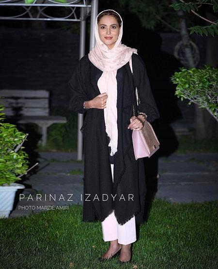 پریناز ایزدیار در اکران فیلم نهنگ عنبر2