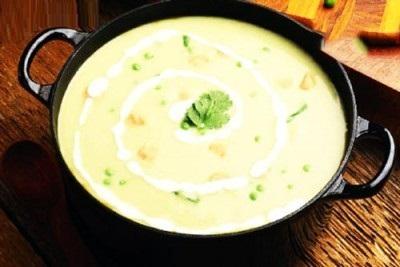 طرز تهیه سوپ جوپرک با قارچ