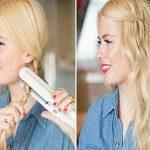 یک روش ساده برای فر کردن مو در خانه
